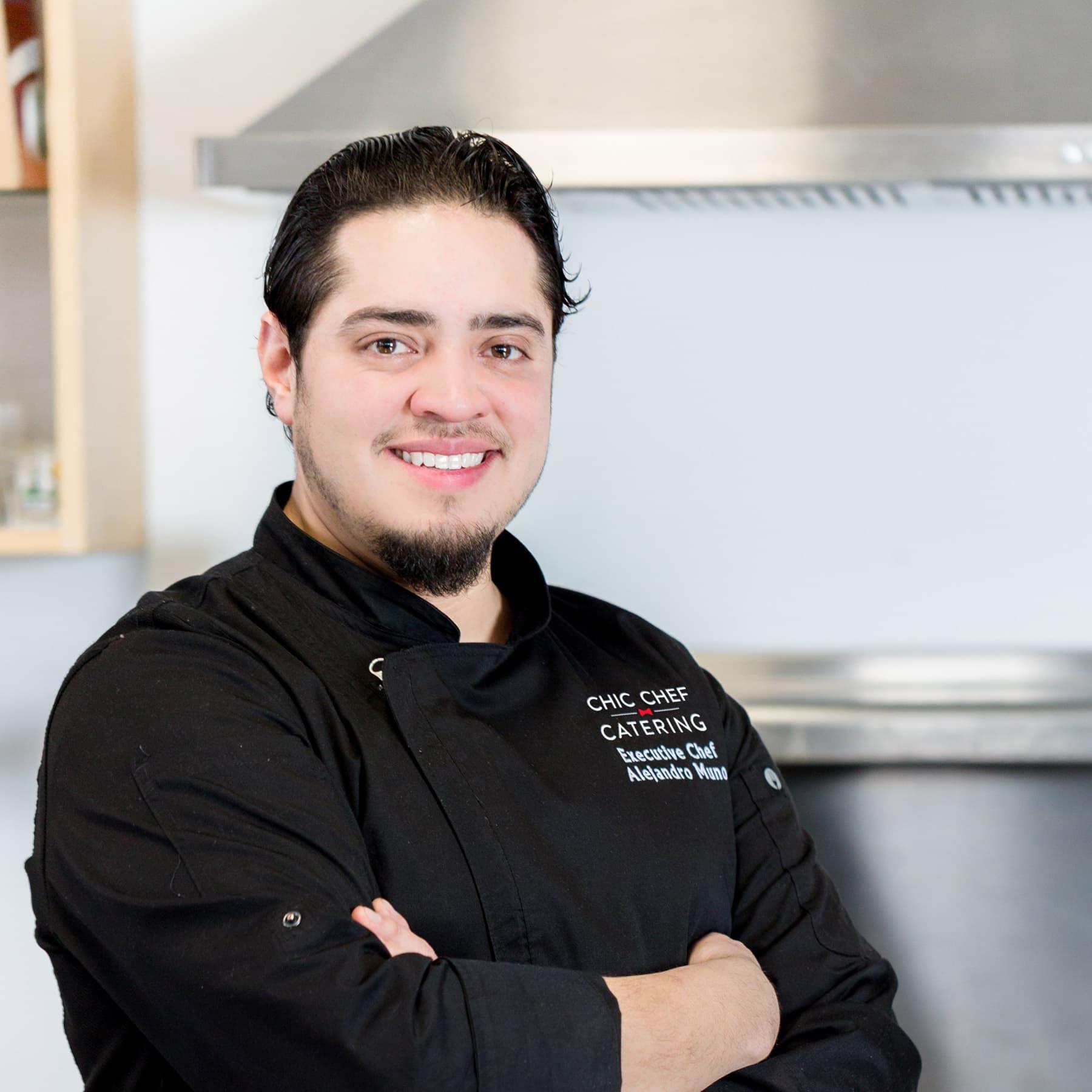 Alejandro Muñoz, Executive Chef