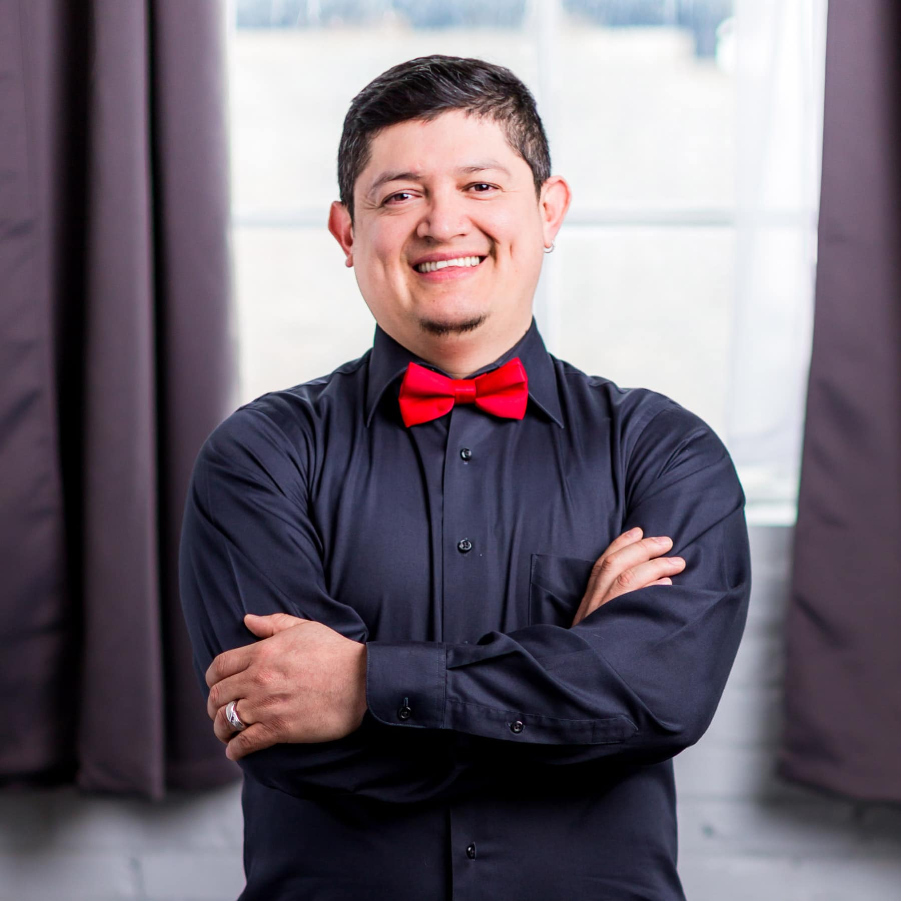 Enrique Alas-Melgar, Lead Event Captain