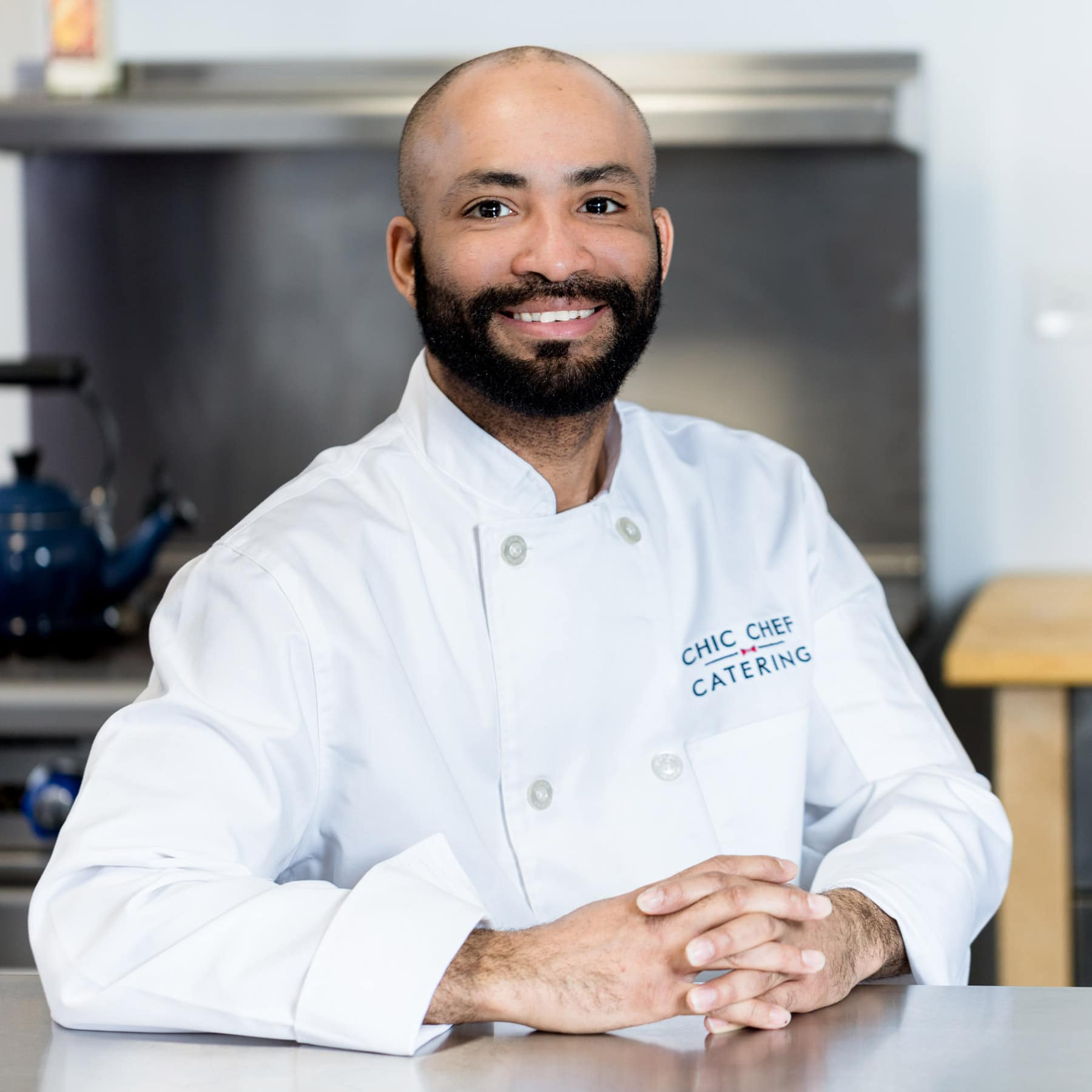 Tedrick Fisher, Lead Chef